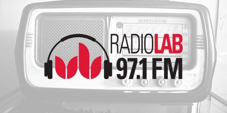 RadioLAB Homepage